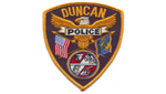 Duncan Police and Stephens County Sheriff